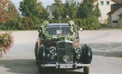 Hochzeit Bentley